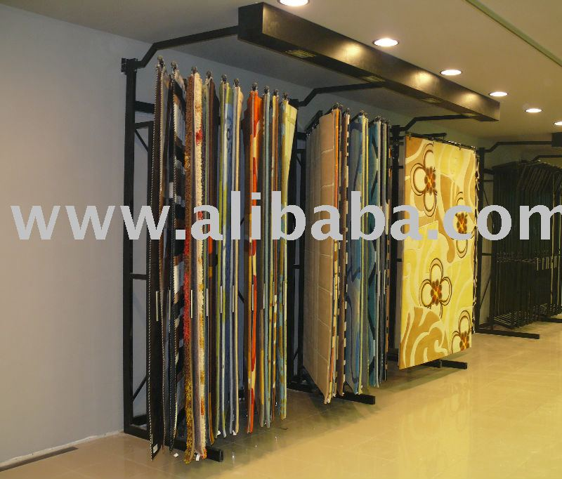carpet rug display rack - buy carpet rug display rack product on