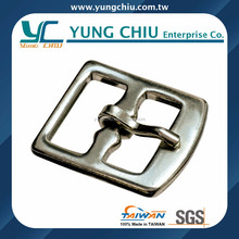 Best quality stainless steel belt adjustable zinc alloy buckle