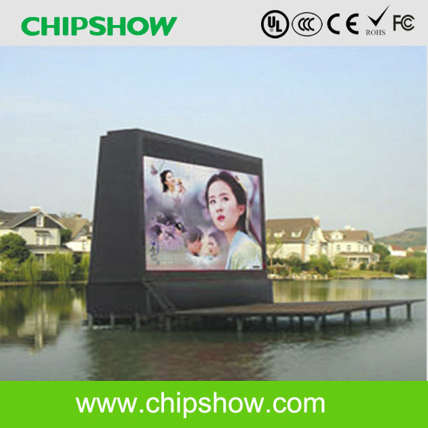 Quick install live event 2018 promotionvideos outdoor led screen p8 ip65 adapt to extreme weather