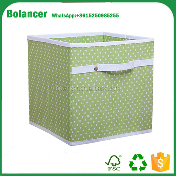 Kids jute storage bin fabric foldable storage box  sc 1 st  Alibaba & Kids Jute Storage Bin Fabric Foldable Storage Box - Buy Storage Box ...