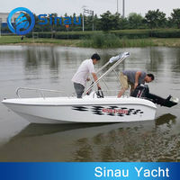 mini speed boats sale 14ft 4 person
