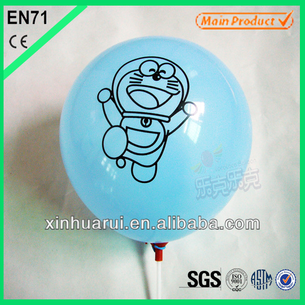 9inch festival decoration printing balloons cartoon printed balloon for kids toy