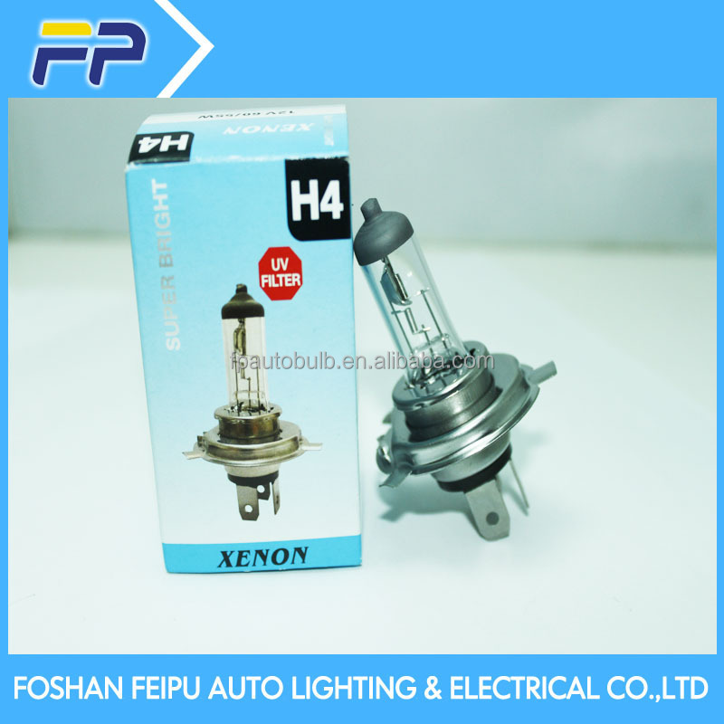 Auto Headlight H4 High Low Bulb 12v 100w Car H4 Led Headlight ...