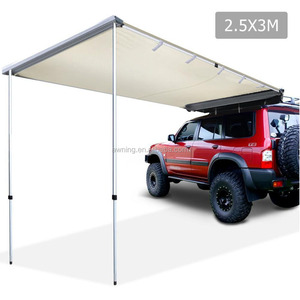 2017 New development 4x4 Car Side Awning for cars