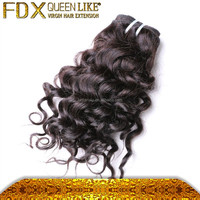 Beautiful and healthy Peruvian afor kinky curly human remy hair #1b color no any lices