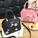 wholesale prices handbags china elegant embossing leather shell bag trendy ladies handbags