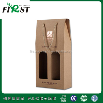 Corrugated Wine Champagne Glass Gift Box Custom Printed Luxury Corrugated Cardboard Paper Round Tube Wine Gift Package Box Buy Wine Package Box Wine
