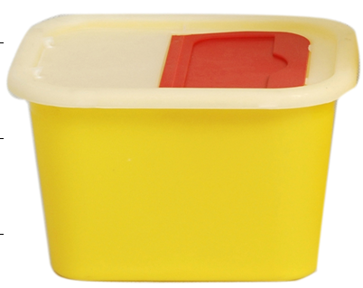 Sharp Box Medical Waste Container