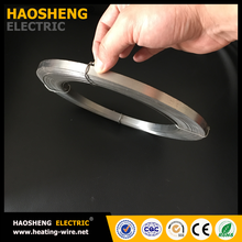 Diesel engine preheating heat generation flat wire/tapes /stripes