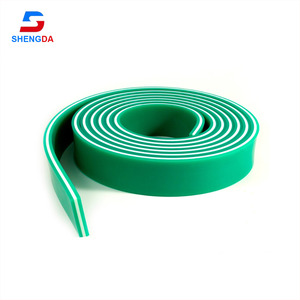 50*9*4000mm screen printing roller squeegee rubber for USA market