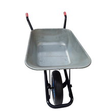 wholesale WB5009m 200kg power Garden Metal wheel barrow