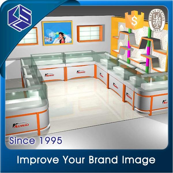 Ksl retail mobile phone shop interior furniture design for Design shop mobel