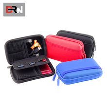 Earphone Data Cable USB Flash Drives Travel Portable Case Digital Storage Bag