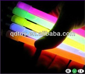 multi color PE glow sticks 40cm