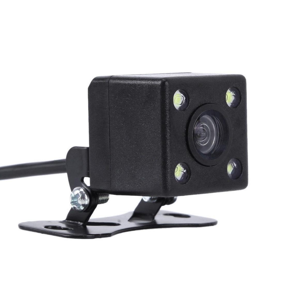 Car Rear View Backup Camera, WuyiMC Waterproof Car Rear View Reserve Backup Parking IR Night Vision Camera Parking Assistance System