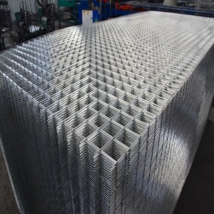 3mm wire 50mm mesh steel construction brc welded wire mesh