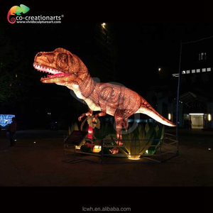 High quality paper dinosaur lanterns on sale