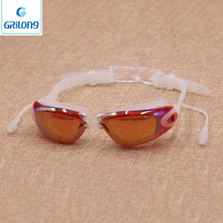 mirror eyewear eyeglasses swiming goggles waterproof hot sale sexy swim goggles