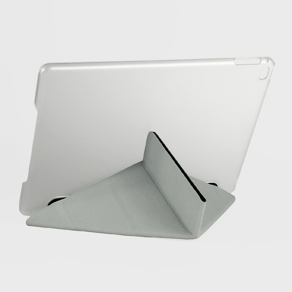 Dustproof PC cover Y stand case for ipad Air 2