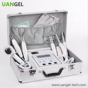 3 in 1 Boxy galvanic magic glove microcurrent face lift facial machine