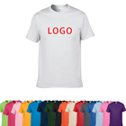 100% Cotton High Quality Custom Printing T Shirt Men With OEM Service