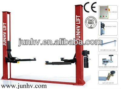 4.0T Double columns auto lift with CE certificate(Electrical release )