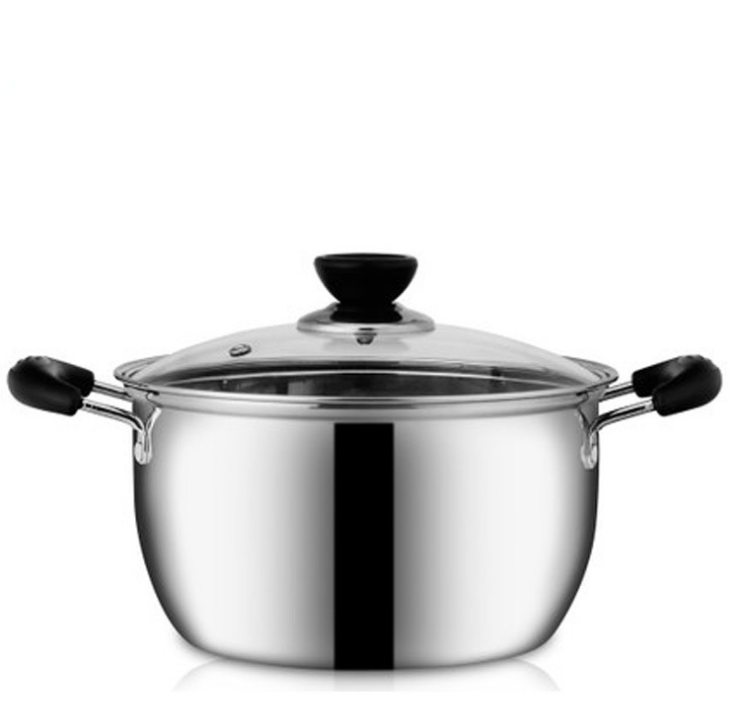 Healthy Non- Toxic Stainless Steel Liner Soup Pot,Wholesale Cookware  Cooking Stockpot Soup,Cheap Kitchen Cooking Pot - Buy Non- Toxic Stainless  Steel