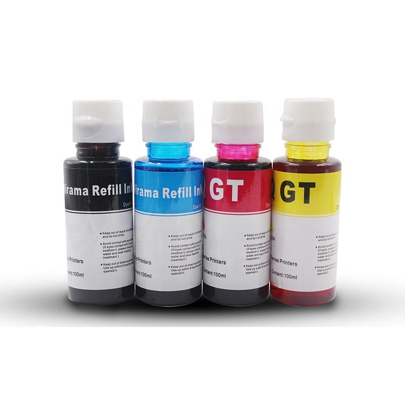 Colorpro GT51 الملء الحبر ل مكتب جت Gt 5810 5820 طابعة متسلسلة 70 مللي/140 مللي زجاجة قسط الحبر