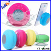 Wireless Stereo Shockproof Shower Waterproof Bluetooth Speaker With Suction Cup For Bathroom Use