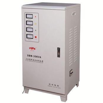 Industrial Automatic Voltage Regulator 50kva Voltage