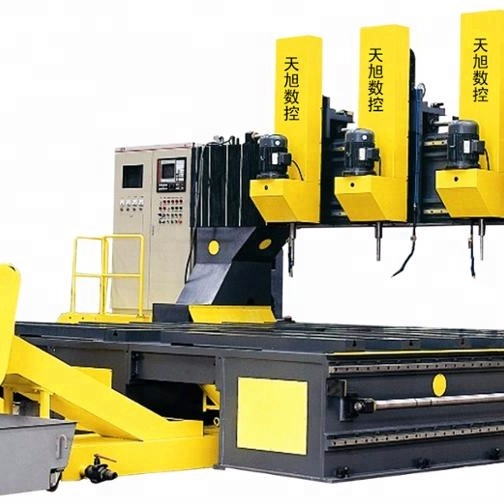 cnc plaat boormachine multi head