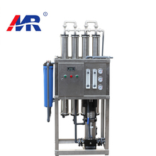 Hot small salt water treatment plant reverse osmosis system
