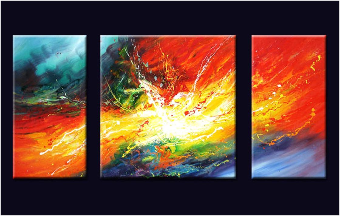 Obras De Arte-pinturas Al Oleo Y Acrilex Art
