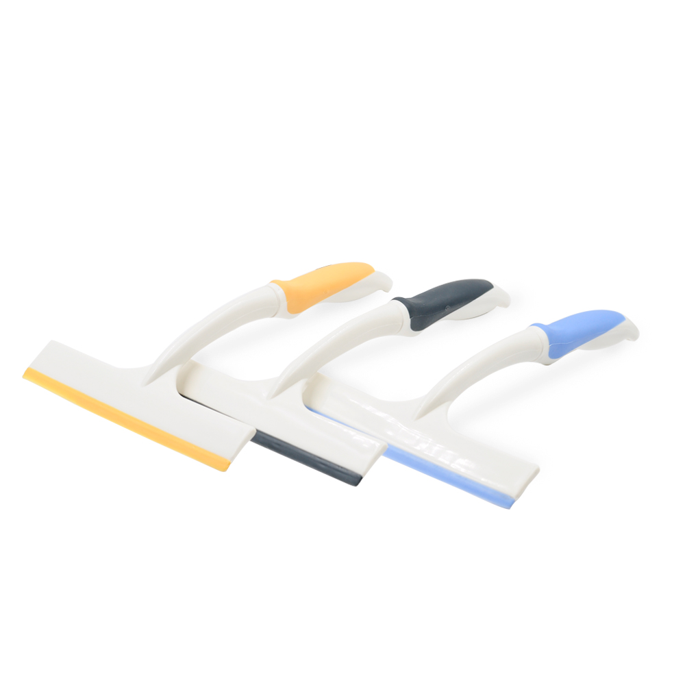 New design Tpr shower squeegee for bathroom mirror For Telescopic Washing Tools