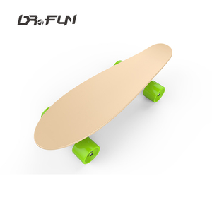 fish size cruiser skate board skateboard
