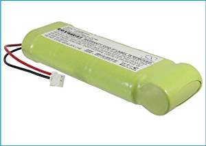 VINTRONS Rechargeable Battery 2200mAh For Brother BA-8000, P-Touch 1800E, P-Touch 1800, P-Touch 1200, P-Touch 5000