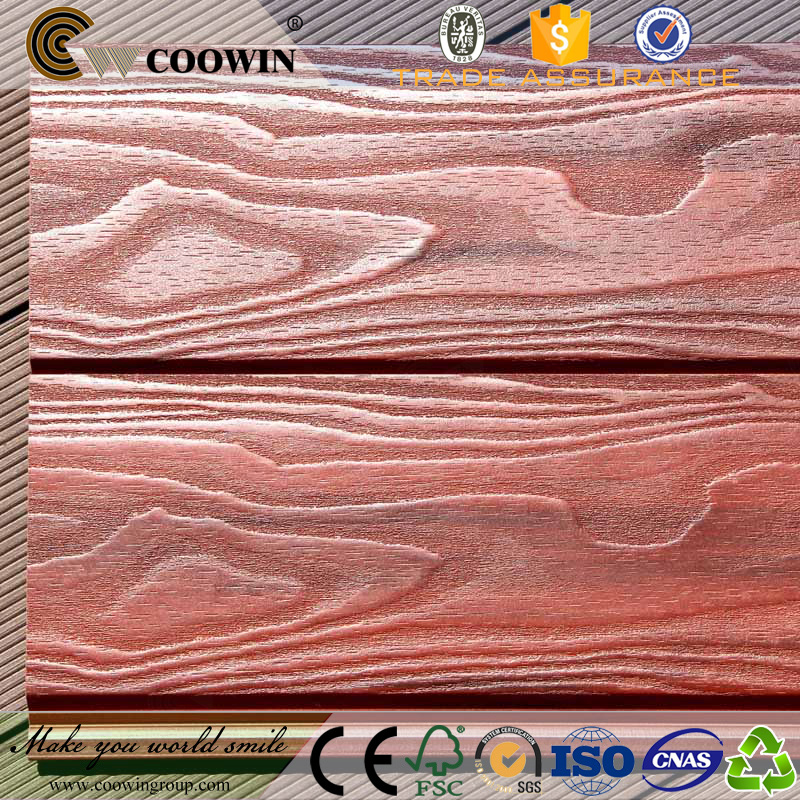 wood grain special 3D surface waterproof wood panel boards