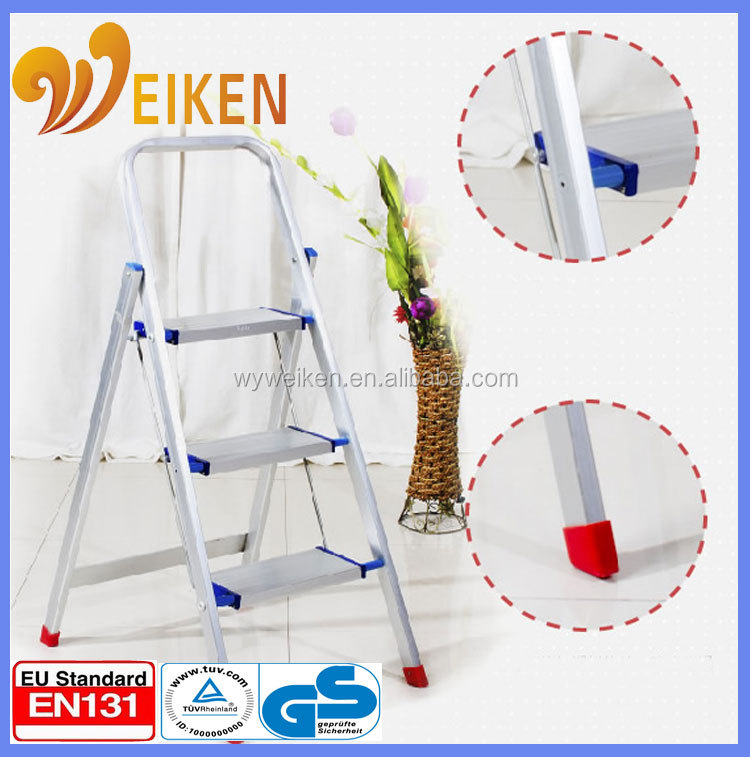 Home use safety step ladders for seniors