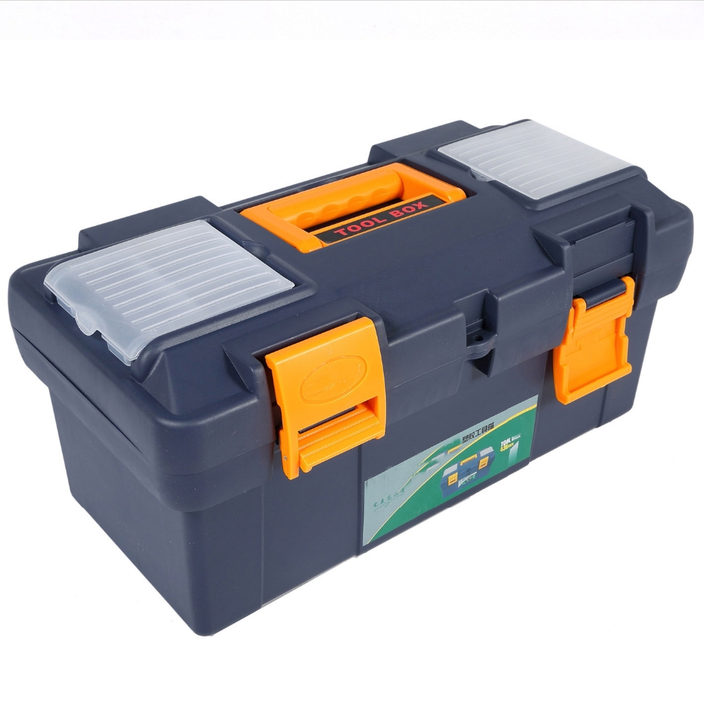 New Product High Precision Yellow Plastic Custom-made Toolbox With Good Price