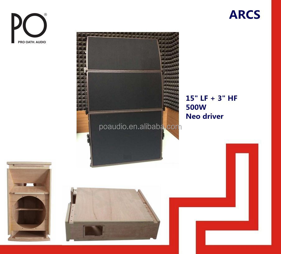 po audio stage line array l acoustics arcs line array speaker system