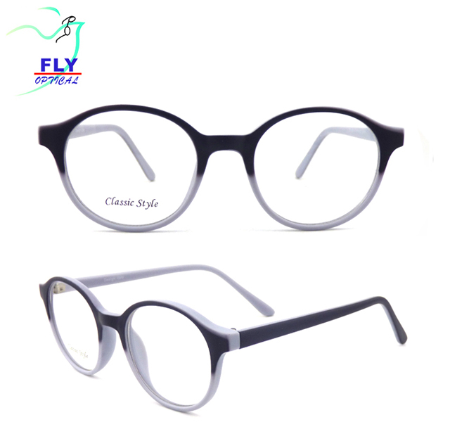 2018 wholesales eyewear manufacture cp plastic spectacle frame china eyeglasses