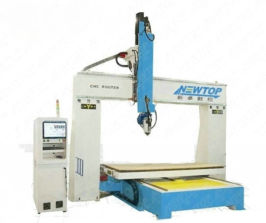 5-assige cnc router