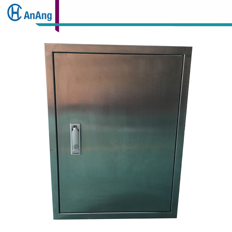Wall Mounted Stainless Steel Junction Box