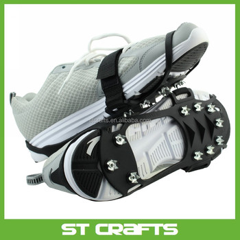 St vendita calda antiscivolo ghiaccio ramponi ghiaccio ramponi catene per  scarpe protettore con prezzo di dd917890486