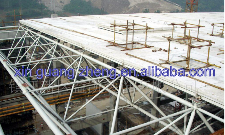 New building material ALC/ACC panel for wall & roof application for housing project