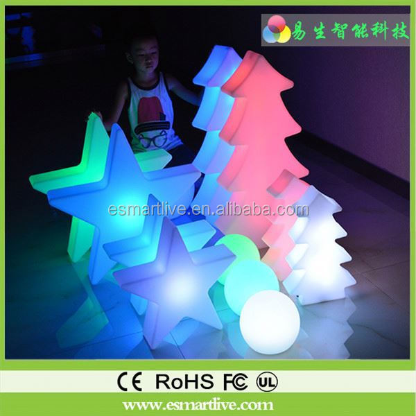 Outdoor garden light Christmas decorative light firefly lawn tree light
