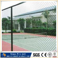 chain link slats lowes basketball fence netting (ISO 9001)
