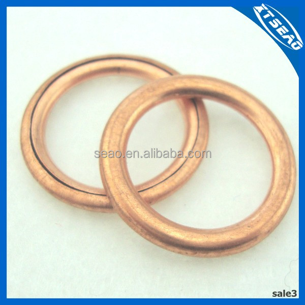 Copper O Ring Washer Gasket Factory In China