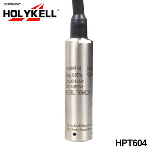 Holykell factory Water Level Monitoring Device HPT604 for Borehole Water Pumps