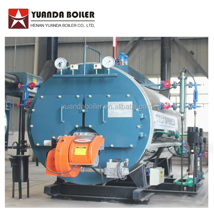 Large Capacity Oil Fuel Steam Boilers For Industrial Distillation ...